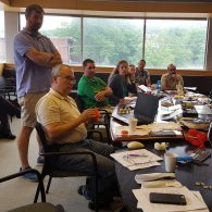 University of Connecticut Early College Experience (UConn ECE) Concurrent Enrollment – ECE Instructors and Faculty Coordinators sharing ideas