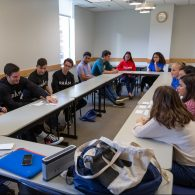 University of Connecticut Early College Experience (UConn ECE) Concurrent Enrollment – Students preparing for the French Quiz Bowl competition