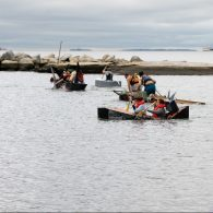 University of Connecticut Early College Experience (UConn ECE) Concurrent Enrollment - ECE Students boat racing