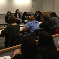 University of Connecticut Early College Experience (UConn ECE) Concurrent Enrollment – four students presenting