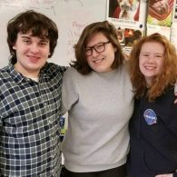 University of Connecticut Early College Experience (UConn ECE) Concurrent Enrollment - three student contestants