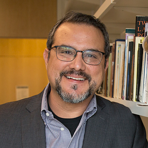 University of Connecticut Early College Experience (UConn ECE) Concurrent Enrollment – headshot of Guillermo Irizarry